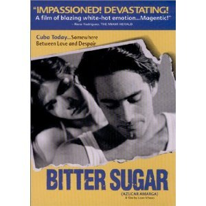 "Filme cubano ""Azúcar amarga"""