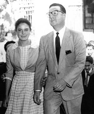 """Tati Allende. La hija revolucionaria del presidente chileno"", de Margarita Espuña"