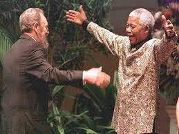 Nelson Mandela y el creador del Apartheid en Cuba